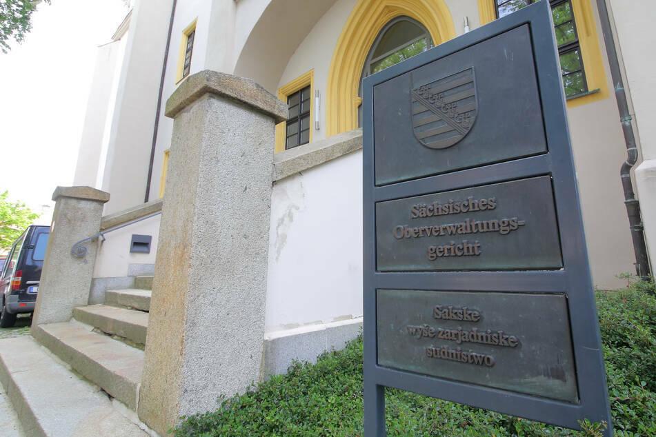 Das Sächsische Oberverwaltungsgericht (OVG) sitzt in Bautzen.