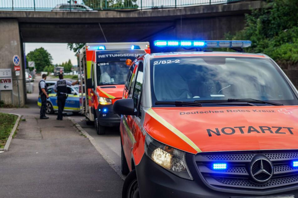 Polizei wird zu häuslichem Streit gerufen: 30-Jähriger verletzt Polizisten