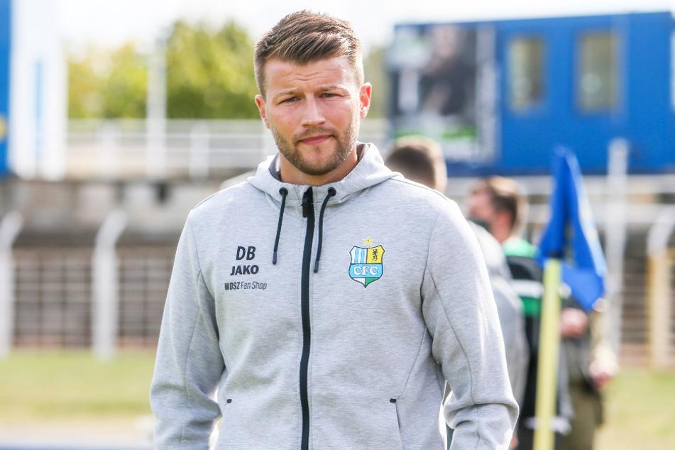 CFC-Coach Daniel Berlinski war mit der Leistung seiner Mannschaft nicht zufrieden.
