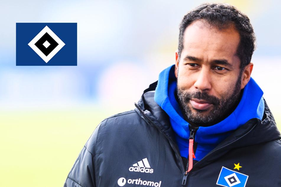 HSV-Coach Daniel Thioune über seine Ziele, Philosophien und Rudi Assauer