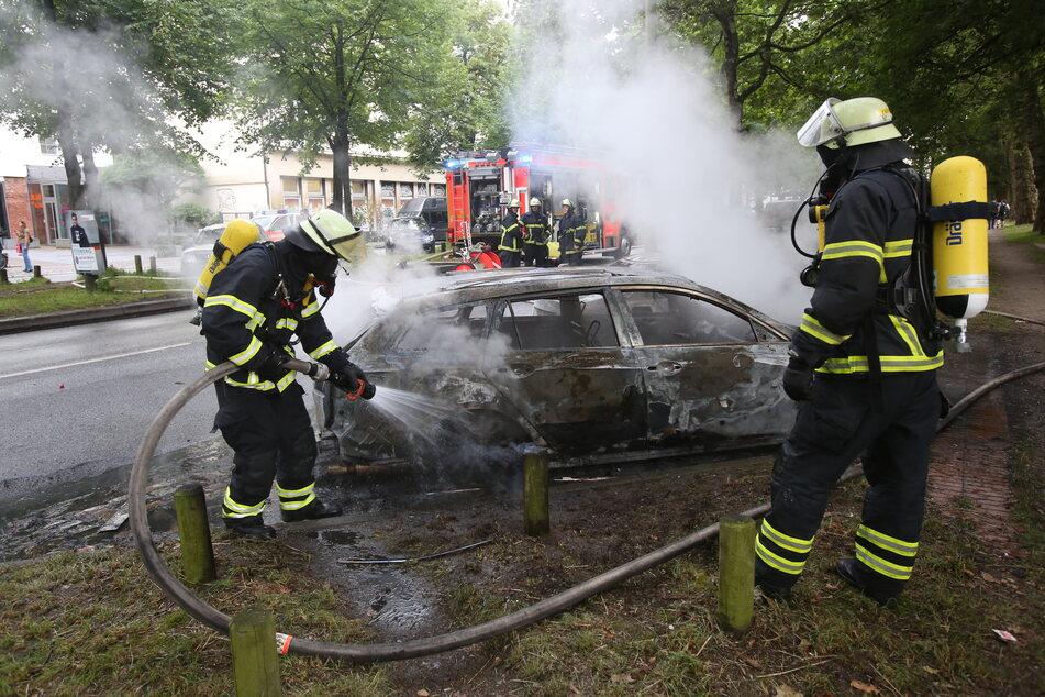 Elbchaussee zerstört: G20-Randalierer sollen jahrelang hinter Gitter