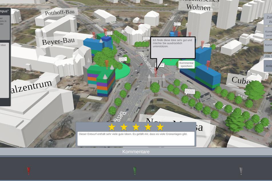 So stellen sich Dresdner Bürger den Fritz-Foerster-Platz vor