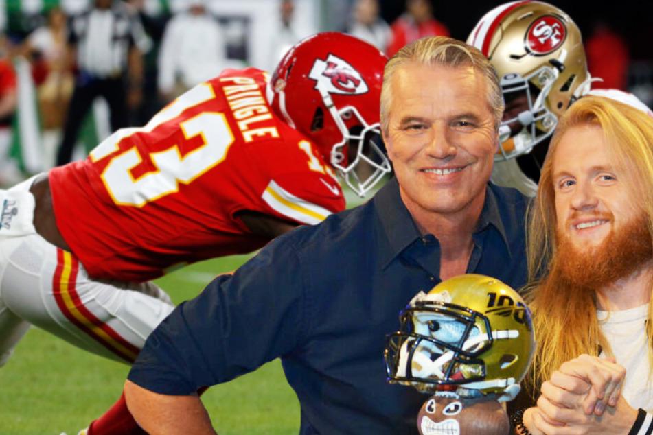 Noch mehr Eier: ran-NFL startet auf zwei Sendern in die Football-Saison