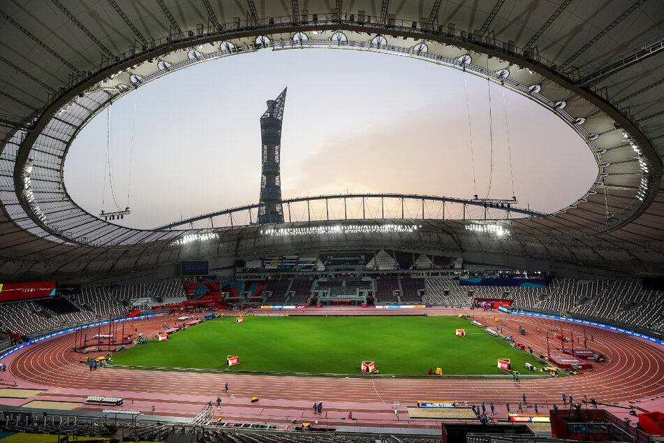 Auch im Khalifa International Stadion in Doha soll die WM 2022 ausgetragen werden.