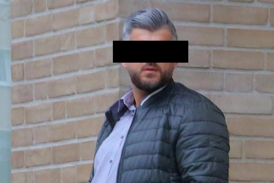 ATU-Stammkunde Adrian B. (35) legte vor Gericht ein reuevolles Geständnis ab.