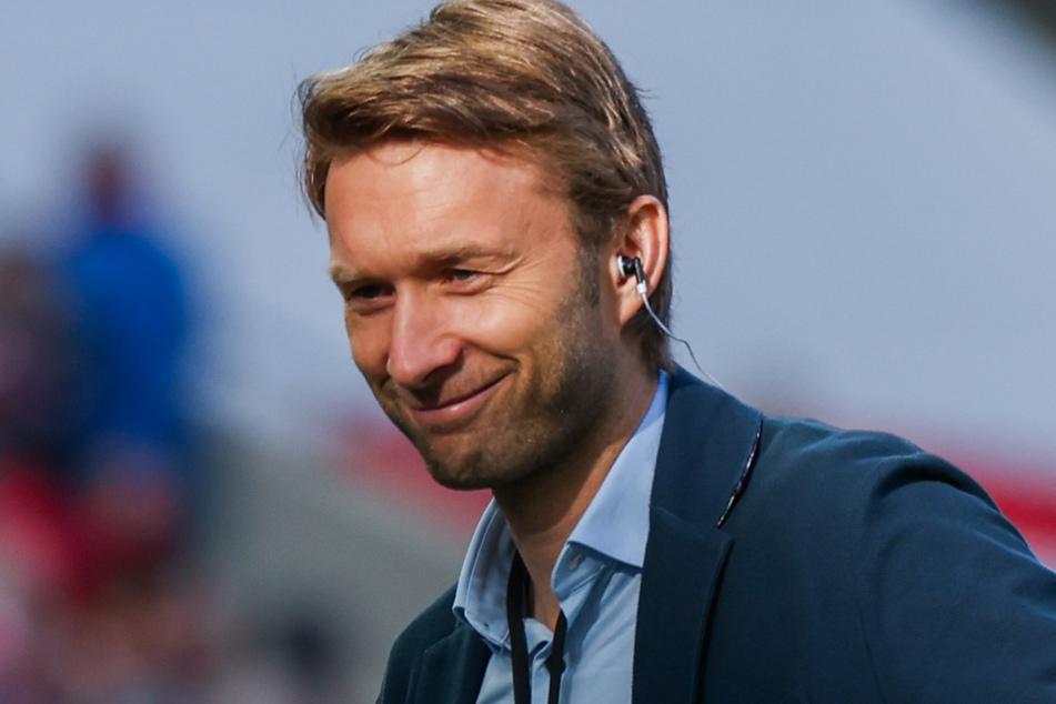 Bayer Leverkusens Sportdirektor Simon Rolfes (39).