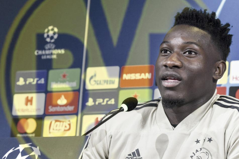 Doping-Hammer: UEFA sperrt Ajax-Keeper Onana! BVB-Wechsel vom Tisch?