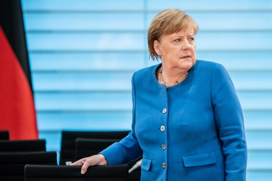 Kanzlerin Angela Merkel (65).