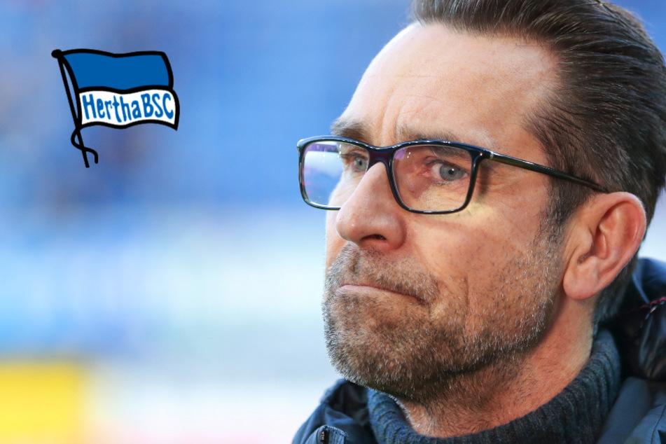 Hertha-Boss Preetz vor Geisterspiel-Derby: Trifft uns finanziell hart!