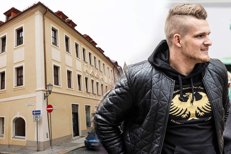 In Bischofswerda abgeblitzt: Rechts-Rapper Chris Ares zieht nun nach Bautzen