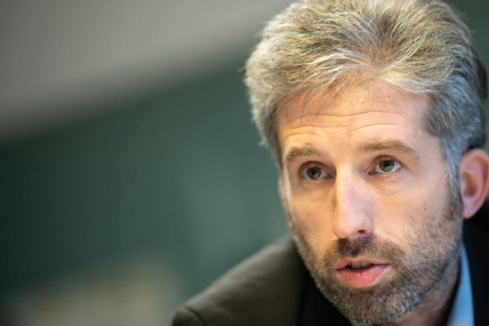 Boris Palmer fordert Tübinger auf, sich auf Corona-Antikörper testen zu lassen