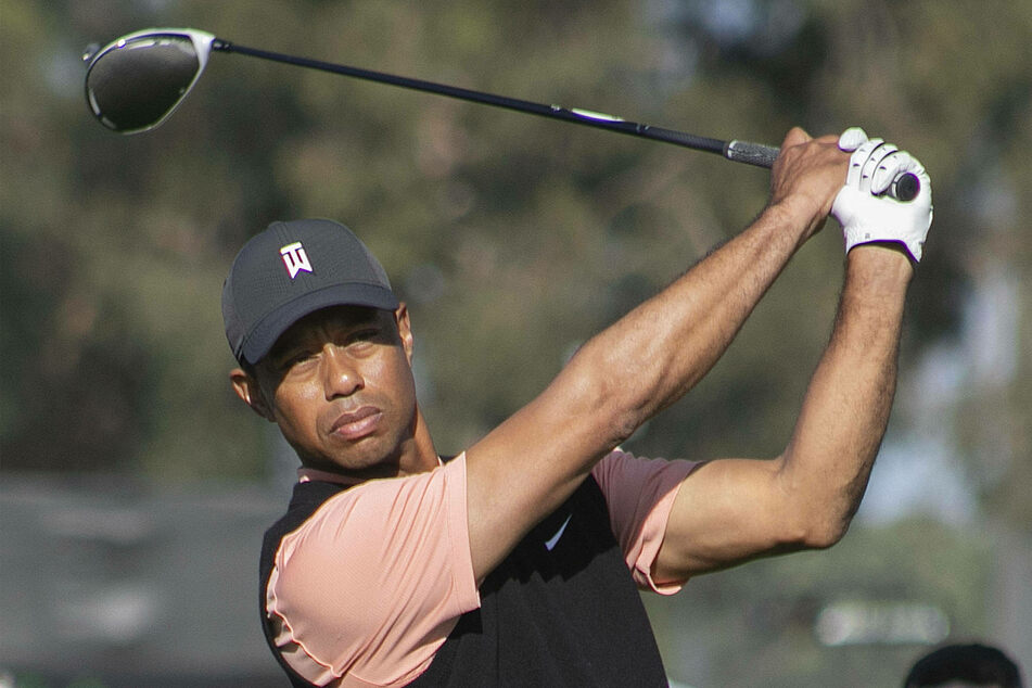 With 15 major championship titles, Tiger Woods (45) is considered one of the greatest golfers of all time.