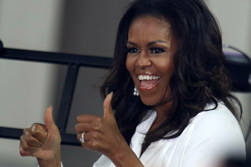 Will Michelle Obama continue her success in the young readers' market?