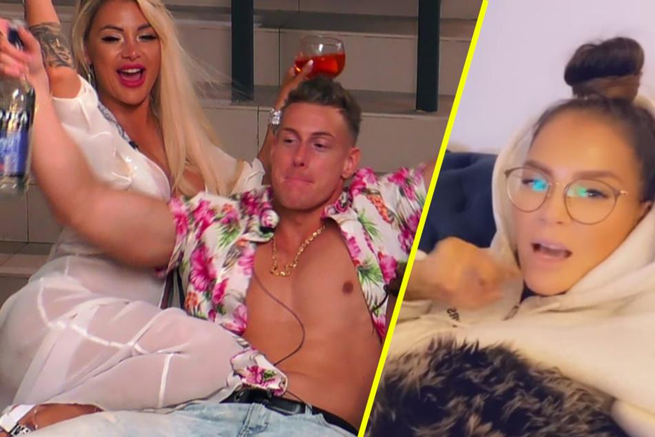 """Janine Pink geschockt über hemmungslose """"Weiber"""" in RTL-Show"""