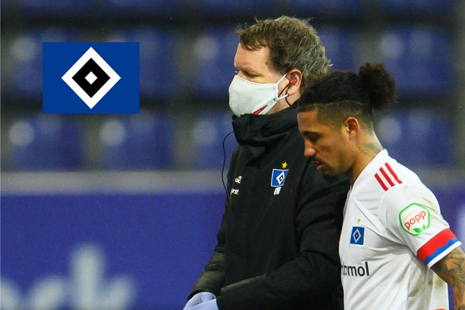 HSV vor Match in Würzburg: Jeremy Dudziak vor Comeback, Bakery Jatta fraglich