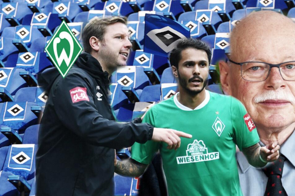 Geisterspiel-Absage durch Innensenator: Muss Werder jetzt ausgerechnet beim HSV spielen?