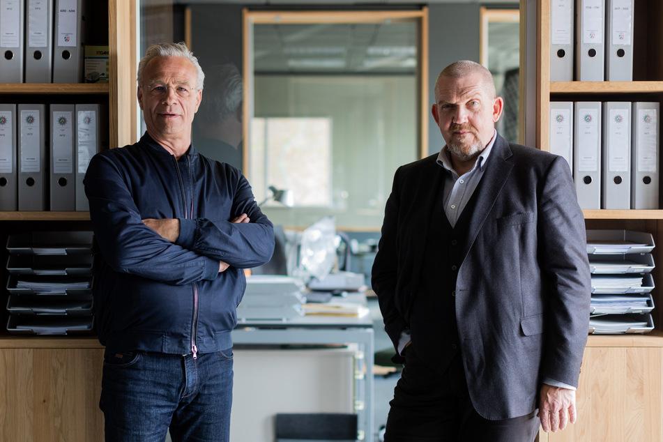 Die Kölner Tatort-Kommissare Max Ballauf und Freddy Schenk ermitteln wieder.