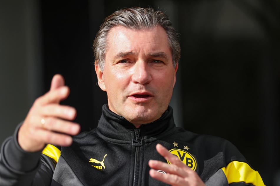 BVB-Sportdirektor Michael Zorc (58) verlangt eine klare Steigerung von seinen Spielern.