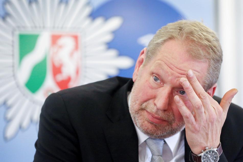 SPD-Politiker fordert Absetzung von Polizeipräsident Frank Richter