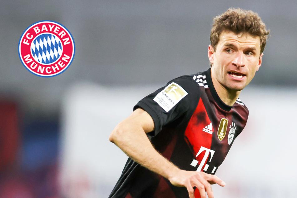 """FC Bayern vor nächstem Titel: Thomas Müller ist heiß und spricht von """"Hunger"""""""