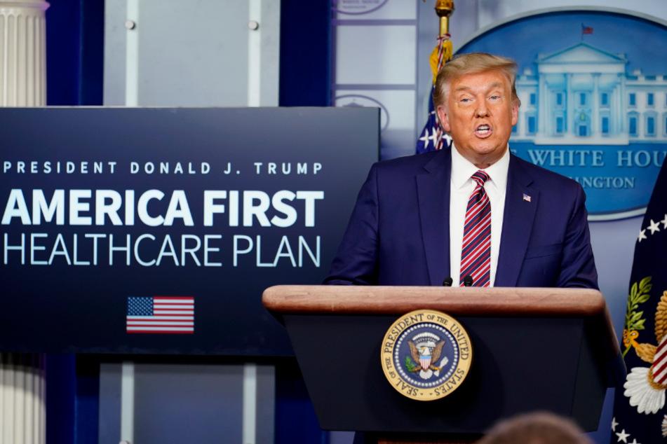 Nach Überprüfung in Georgia: Trump beantragt weitere Neuauszählung