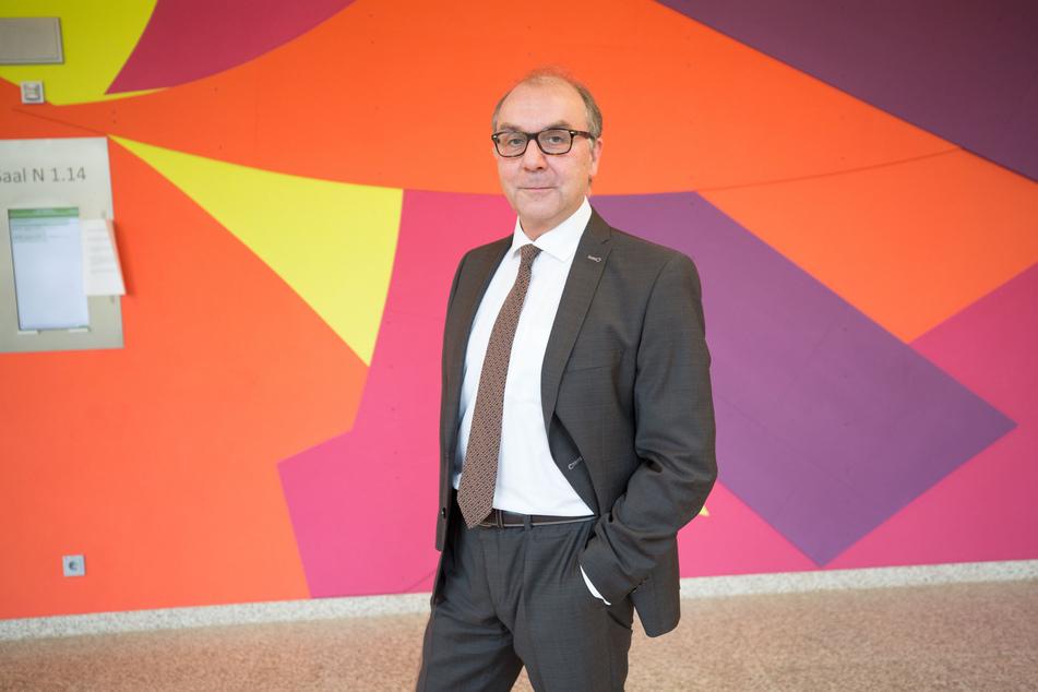 AfD-Landesvize Joachim Keiler (61) kam nicht in seiner Funktion als Anwalt vor Gericht, sondern als Zeuge.
