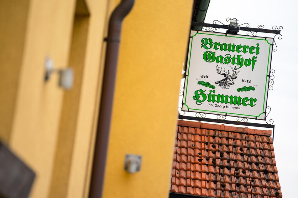 Nach knapp 380 Jahren schließt der Brauerei-Gasthof Hümmer seine Pforten. (Archiv)