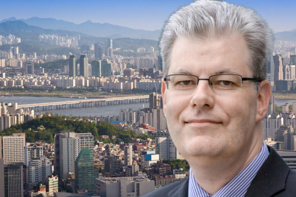 Zwickauer Professor in Südkorea: Ende der Corona-Pandemie in Sicht