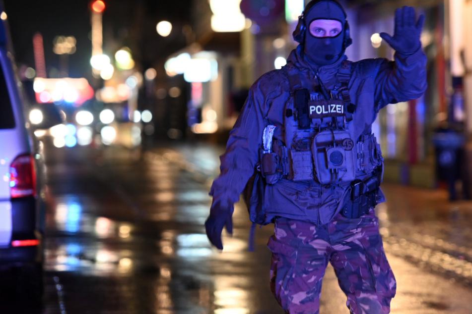 In Pforzheim kam es in der Nacht zum Samstag zu einem SEK-Einsatz. (Symbolbild)