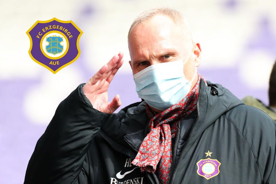 Wird der Aue-Kader kaserniert? Klub-Chef Helge Leonhardt zieht die Zügel an!