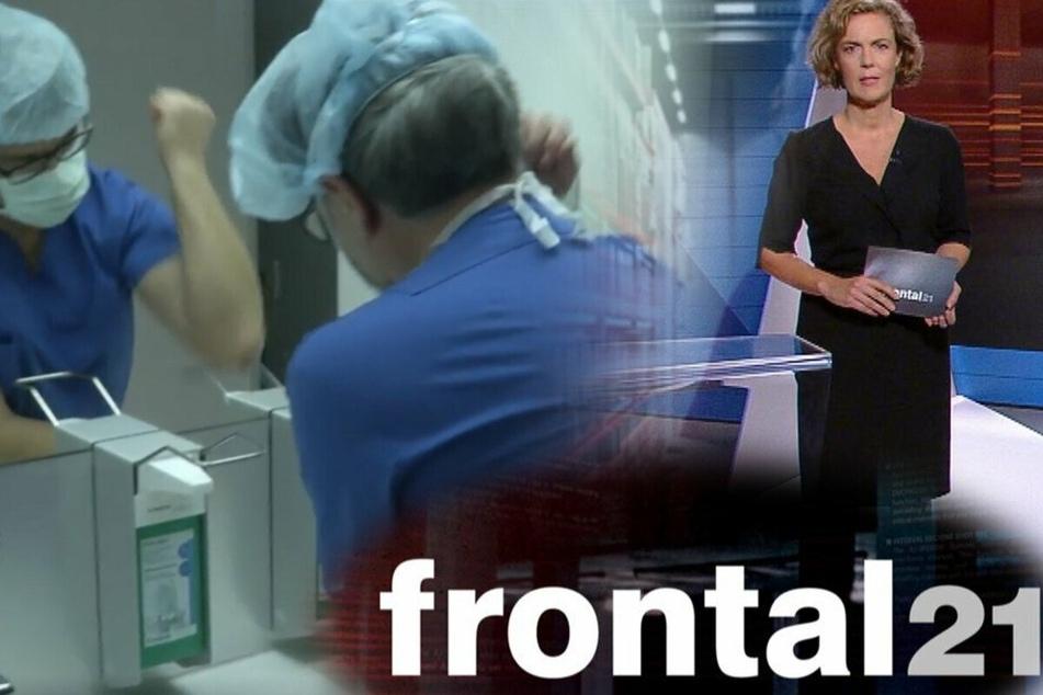 "Frontal21: Was wusste das ""Robert Koch Institut"" bereits seit 2012?"