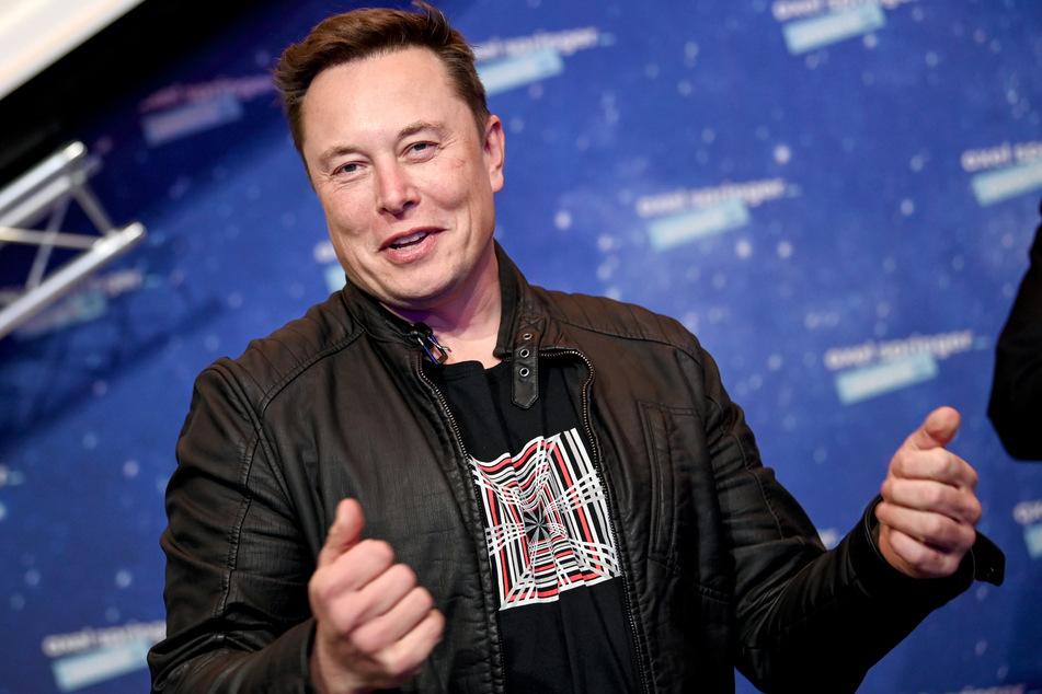 """Elon Musk (49), Chef der Weltraumfirma SpaceX und Tesla-CEO, ist laut dem Milliardärs-Ranking """"Bloomberg Billionaires Index"""" nun der reichste Mensch der Welt."""