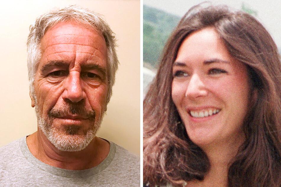 Epstein-Skandal: Weitere Schock-Vorwürfe gegen Ex-Geliebte Maxwell bekannt!