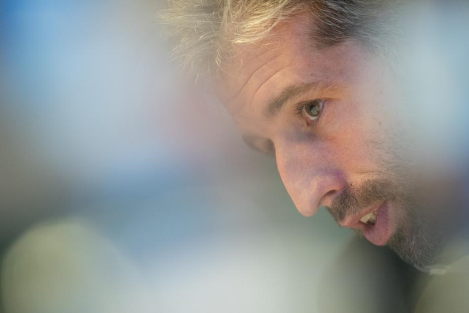 Kritisierte wiederholt die Abschaffung der kostenlosen Corona-Tests: OB Boris Palmer (49, Grüne).