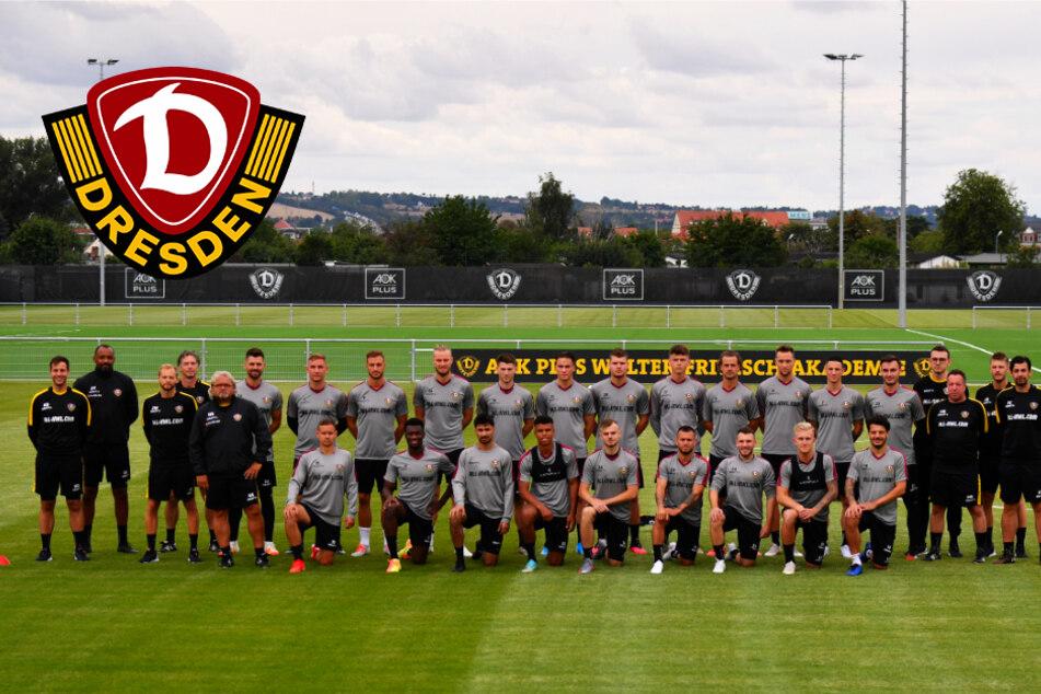 Dynamo-Trainingsauftakt: SGD ist in die Vorbereitung auf die neue Saison gestartet