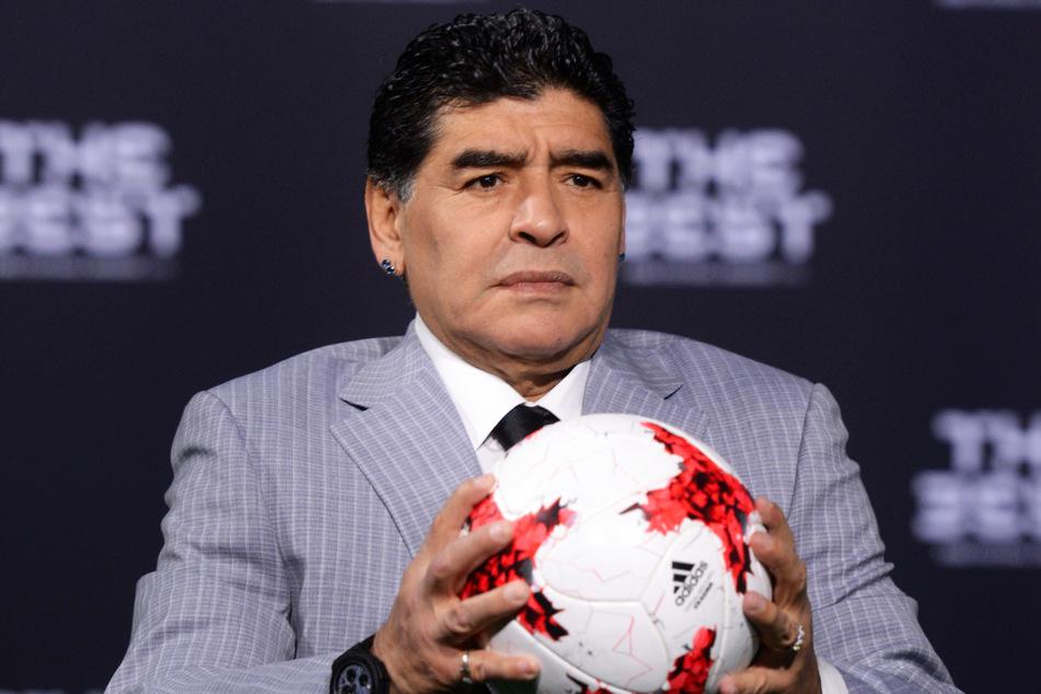Der Streit um das Erbe von Diego Armando Maradona (†60) ist in vollem Gange und wird öffentlich ausgetragen.
