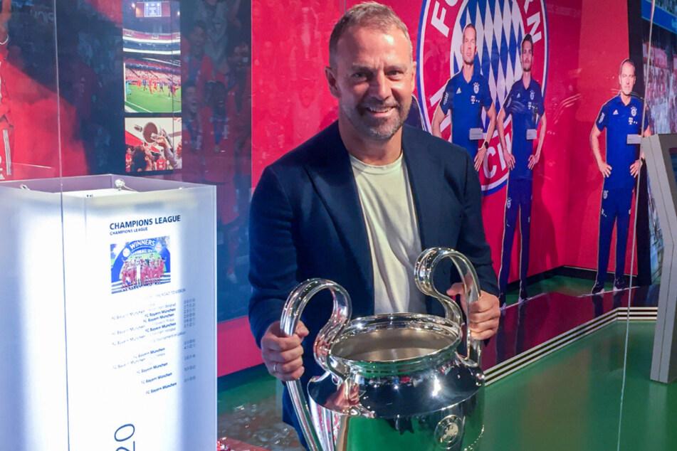 Hansi Flick (55) hat den FC Bayern München zum Triple geführt.