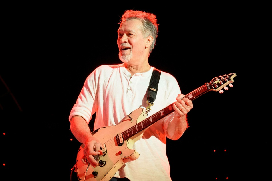 Legendary guitarist Eddie Van Halen dies at 65