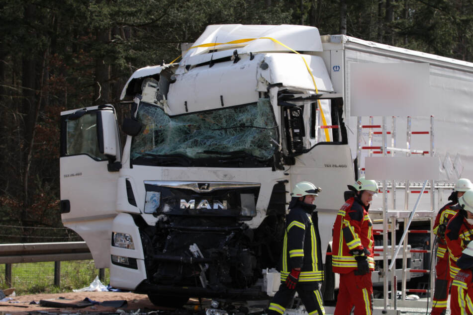 Lkw-Unfall: 10 Kilometer Stau auf der A5