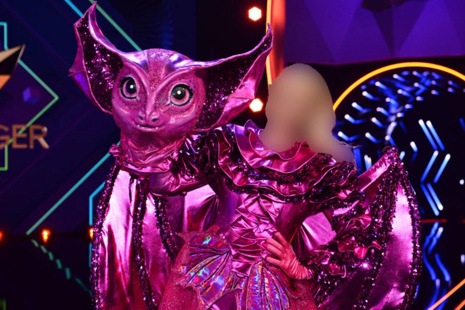 The Masked Singer: Diese Schönheit steckte im pinken Fledermaus-Kostüm