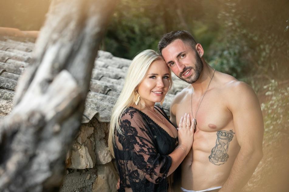 Marlisa (31) und Fabio (26) aus Berlin.