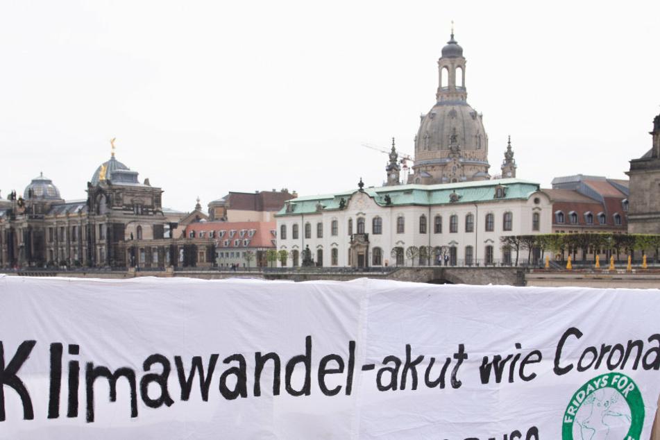 Klimacamp in Dresden startet: Stadt verbietet die Übernachtung!