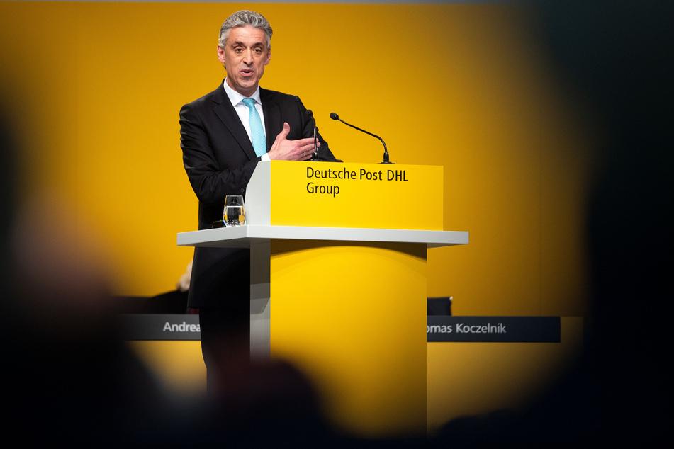 Frank Appel, Vorstandsvorsitzender der Deutschen Post. (Archivfoto)