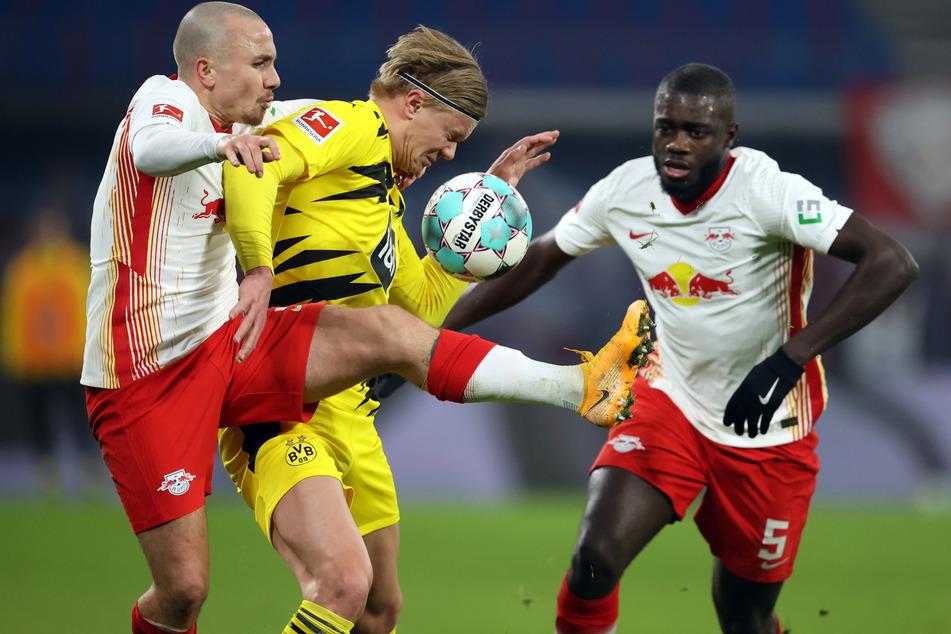 Am Samstagabend mussten sich die Leipziger mit 1:3 gegen Borussia Dortmund geschlagen geben.