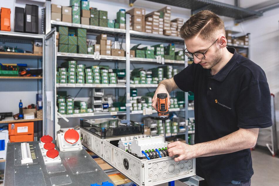 Diese Firma vergibt wichtige Jobs in Dresden, Freiberg und Nünchritz