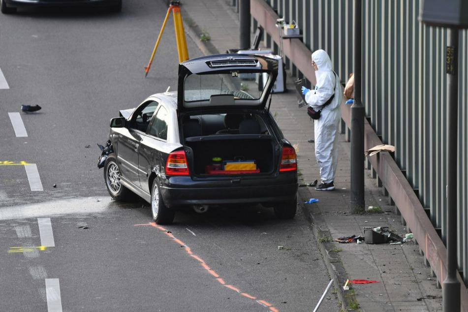 Nach Autobahn-Anschlag in Berlin: Verletzter Feuerwehrmann auf Intensivstation