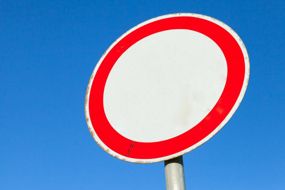 Ab Montag wird die B169 an der Kreuzung Mittweidaer Straße/Hainichener Straße voll gesperrt. (Symbolbild)