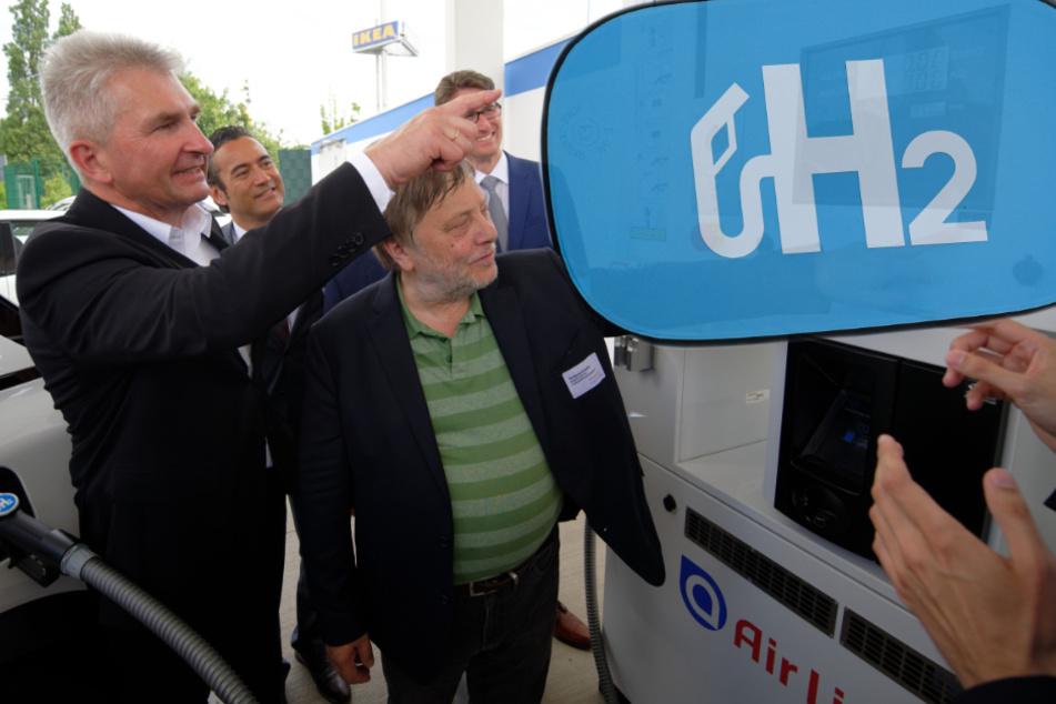 Nordrhein-Westfalen will beim Wasserstoff-Einsatz voranschreiten