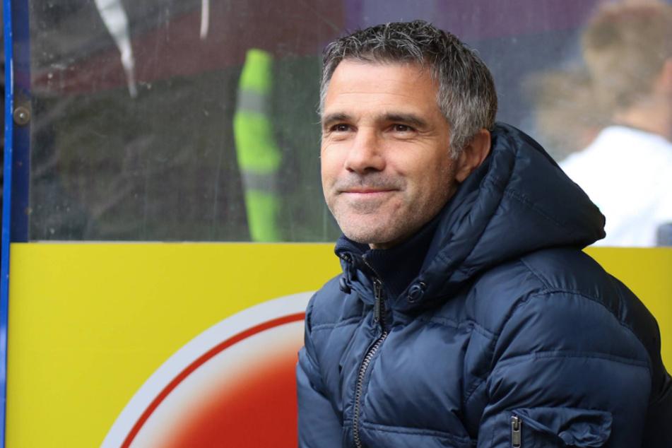 Gino Lettieri (53) saß in Duisburg bereits auf der Trainerbank.