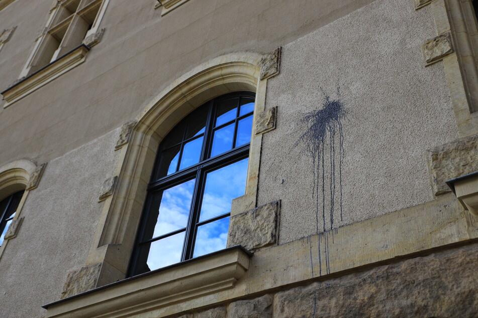 Leipzig: Nächtliche Attacke auf Leipziger Amtsgericht